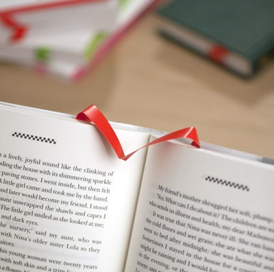 Striiiipes - Feature product picture - Albatros Bookmark