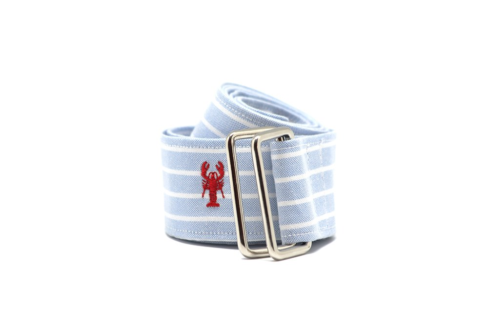 Striiiipes blog - Lobster Belt 1