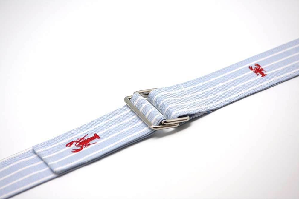 Striiiipes blog - Lobster Belt 2