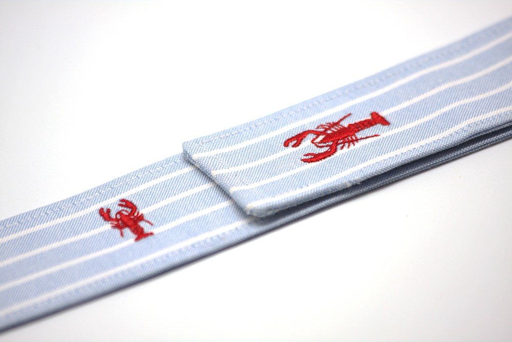 Striiiipes blog - Lobster Belt 4