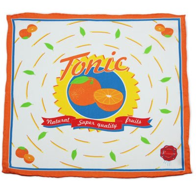 Striiiipes - Feature product picture - Tonic Pocket Square