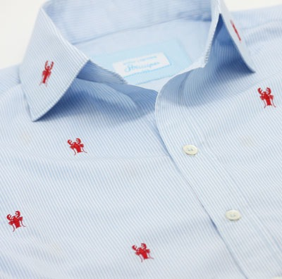 Striiiipes - Feature product picture - 98 Lobster Shirt