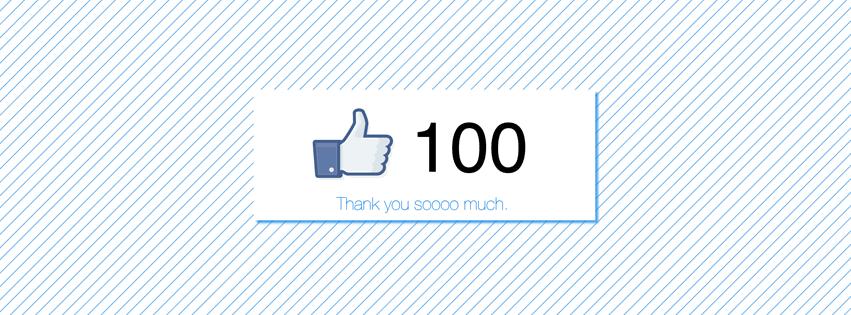 100 Facebook Likes! - Striiiipes