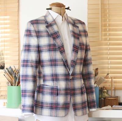 Slim-Fit-Single-Button-Jacket-2-Vintage-Asian-Fabric-feature
