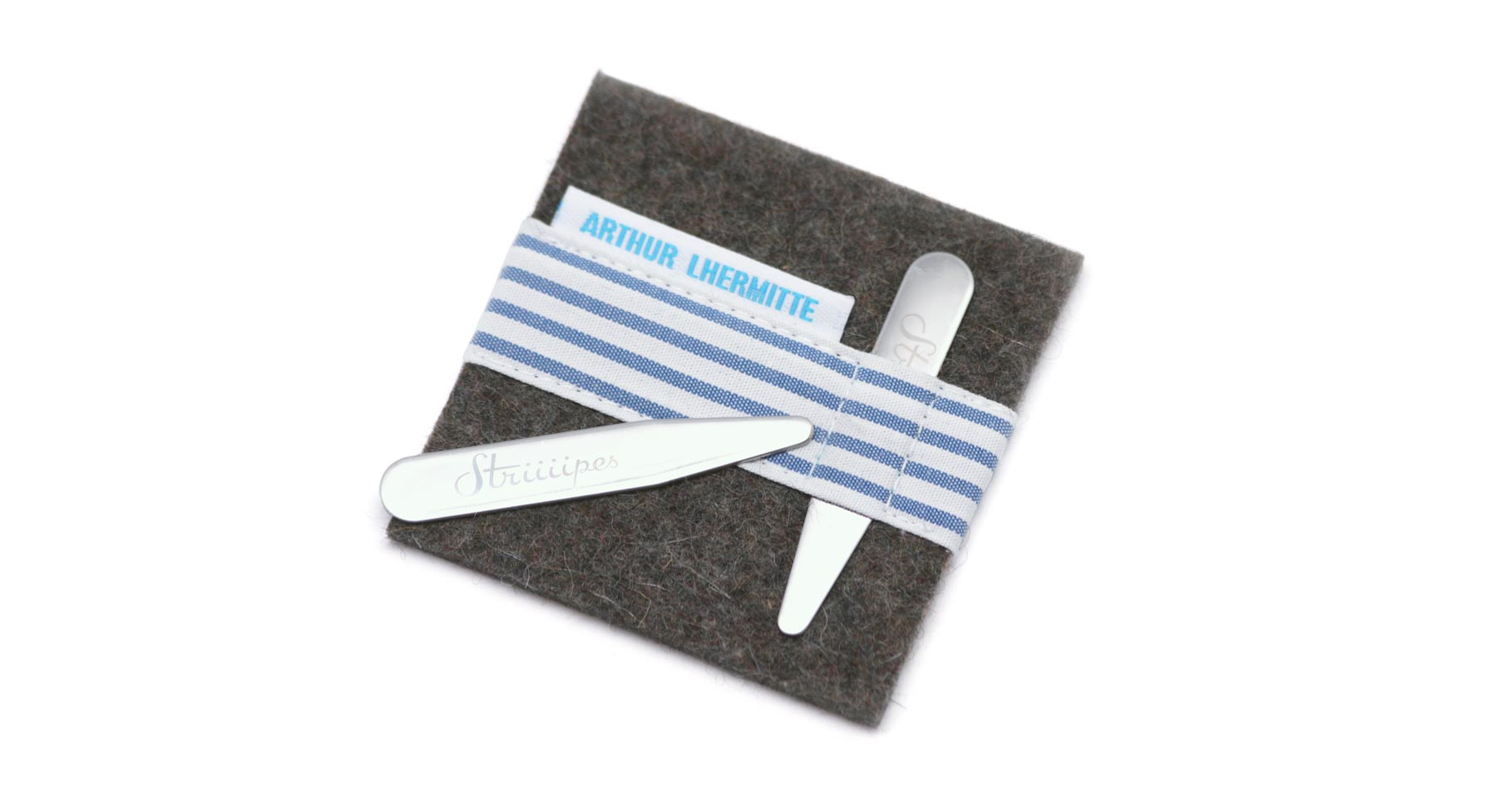 Sheep Stainless Steel Collar Stays