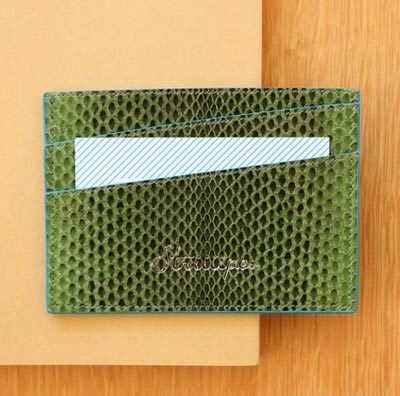 Striiiipes-exotic-leather-cardholder-feature-product-green-sea-snake-leather