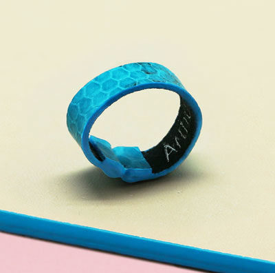 Striiiipes-feature-product-Sea-Snake-ring-Turquoise-2
