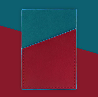 Striiiipes---Feature-product-picture---NFC-Leather-Cardholder-Collection---Burgundy-Green-NFC-Leather-Cardholder