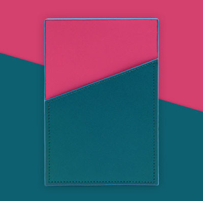 Striiiipes---Feature-product-picture---NFC-Leather-Cardholder-Collection---Green-Pink-NFC-Leather-Cardholder